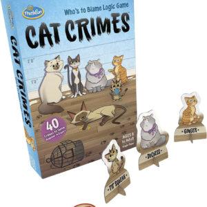 Cat Crimes Logic Game