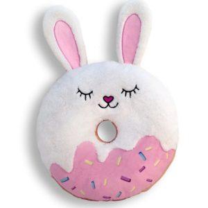 Bunny Donut Pillow