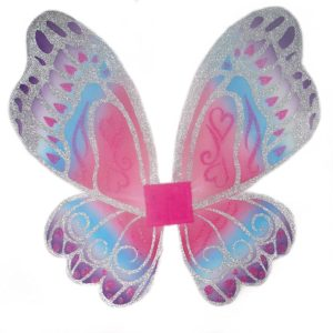 Glimmerwind Wings, Pink:Royal