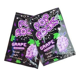Pop Rocks- Grape