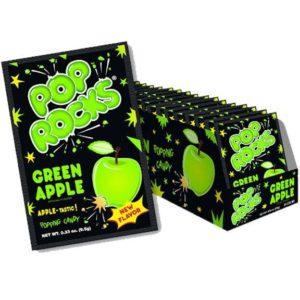 Pop Rocks- Green Apple