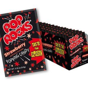 Pop Rocks- Strawberry