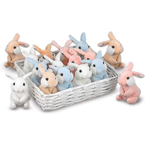 Basket Bunnies Asst*