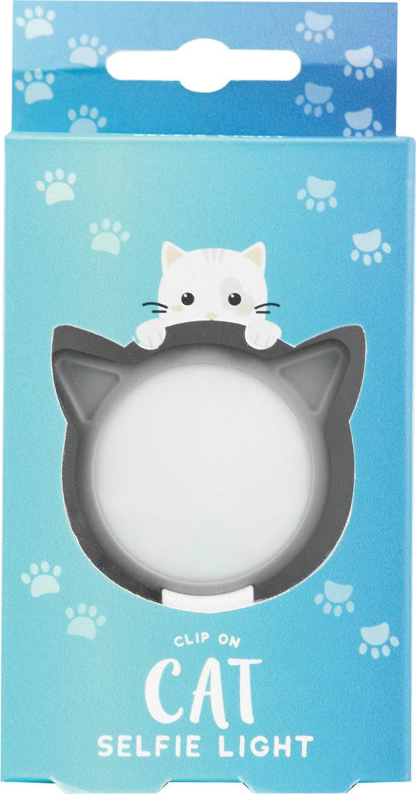 Cat Selfie Light