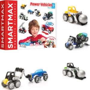 SmartMax Power Vehicles-Max (Complete Set)
