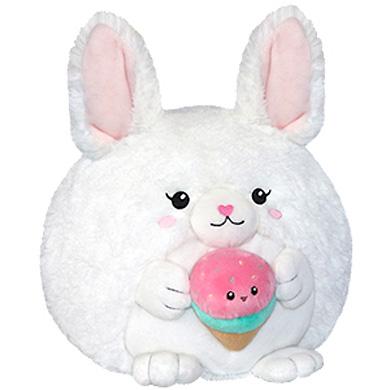 """Mini Bunny w/ Ice Cream (7"""")"""