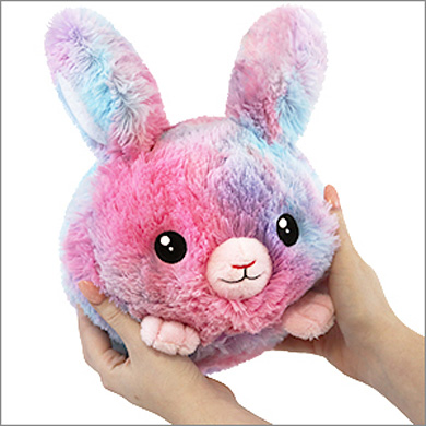 "Mini Cotton Candy Bunny (7"")"