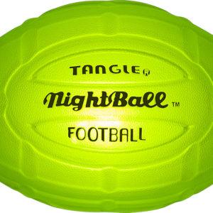 NightBall® Football - Large - Green (New Color)