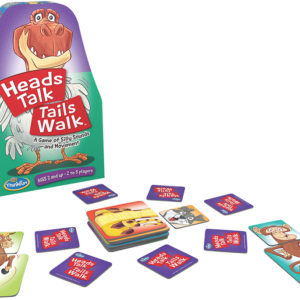 Heads Talk Tails Walk Game