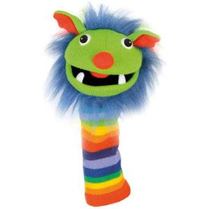 Rainbow Sockette