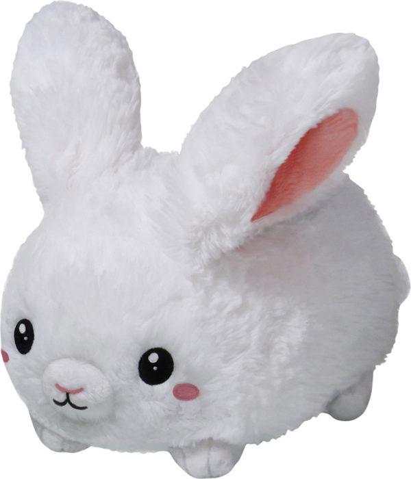 """Squishable Mini Fluffy Bunny - 7"""""""