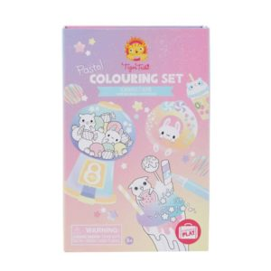 Kawaii Cafe - Coloring Set