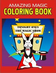 Magic Coloring Book 5x8