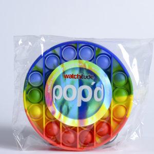 Rainbow Disk Pop It