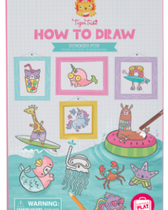 Summer Fun - How To Draw