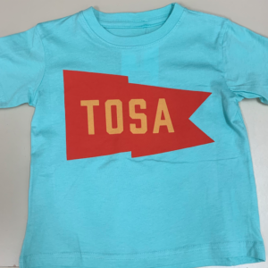 Team Tosa Toddler Tee Chill