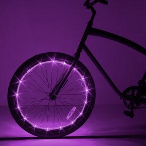 Wheel Purple