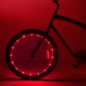 Wheel Red