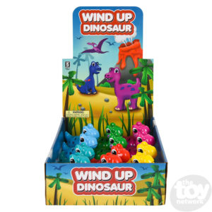 Wind-Up Dinosaur