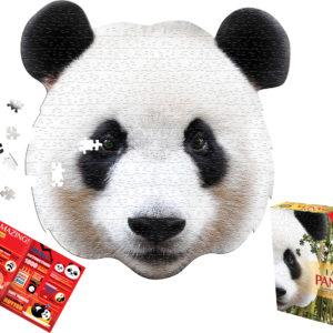 Madd Capp Puzzle - I Am Panda