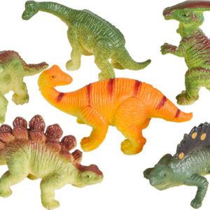 "3"" Dinosaur Fizzy Egg (24Pc/Un)"
