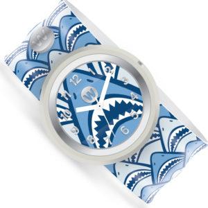 Shark Frenzy - Watchitude Slap Watch