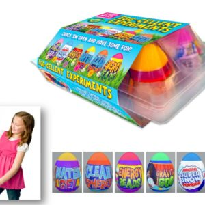 Egg-Cellent Experiments 6-Pack Crate