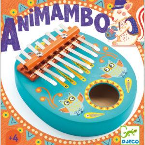 Djeco Animambo Kalimba Musical Instrument