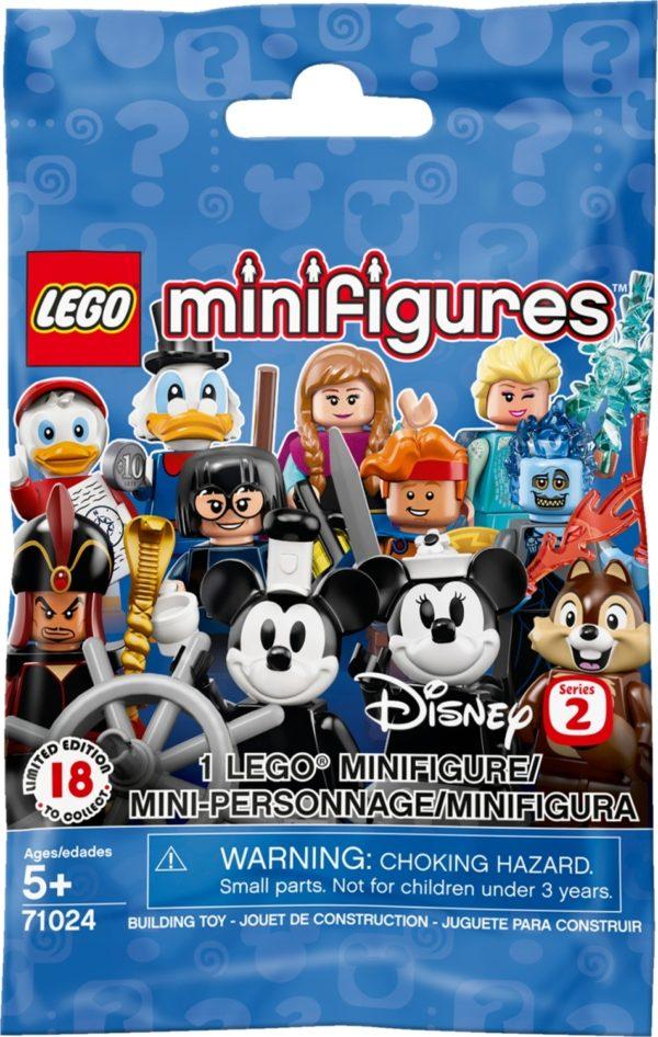 71024 Disney Mini Figures 2lego