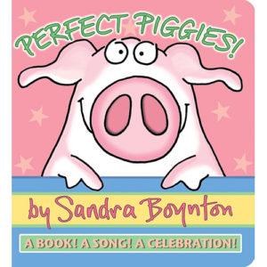 Perfect Piggies (boynton) Paperback