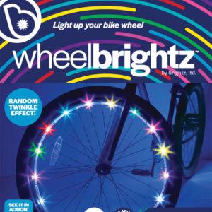 Wheelbrightz Razzle Dazzle Led Bicycle Wheel Light