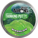 "Morning Dew Liquid Glass Thinking Putty 4"" Tin"