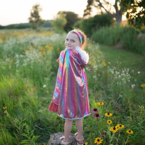 Rainbow Princess Cape