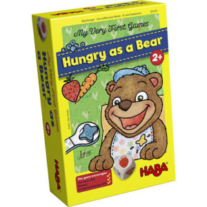Mvfg-hungry Bear