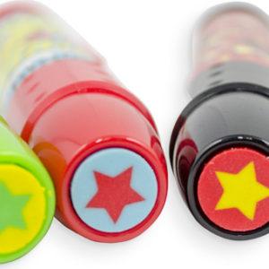 Click It Erasers: Comic Attack