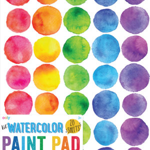 Lil Watercolor Paint Pad