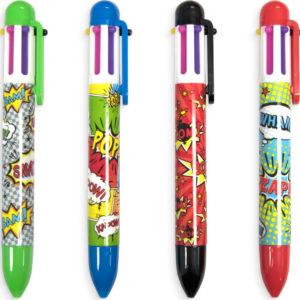 Click Pens Comic Attack
