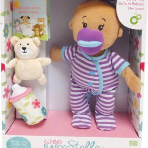 Wee Baby Stella Beige Sleep Time Scents Set