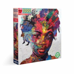 Angela 1000 Pc Sq Puzzle