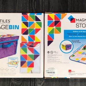 Magna-Tiles Storage Bin