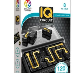 IQ Circuit Puzzle Game