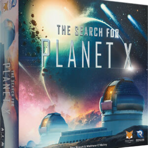 Search for Planet X