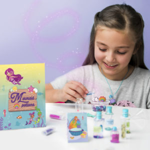 Craft-Tastic Diy Mermaid Potions Craft Kit