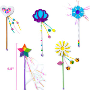 Craft-Tastic Make Your Own Magical Wands