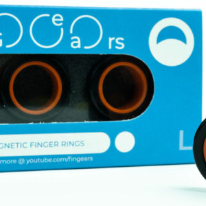 Fingears - LG Black and Orange