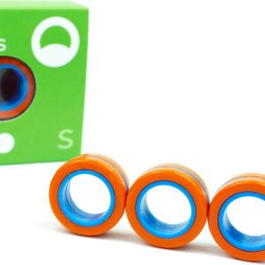 Fingears - SM Orange and Blue