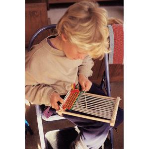 PegLoom Weaving Kit