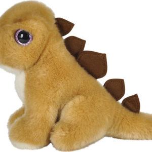 "7"" Heirloom Buttersoft Stegosaurus Plush"