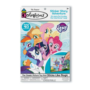 Colorforms My Little Pony