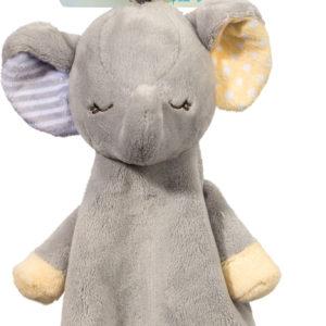 Gray Elephnt Teether